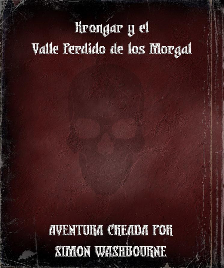 Aventura para Bárbaros de Lemuria creada en exclusiva por Simon Washbourne