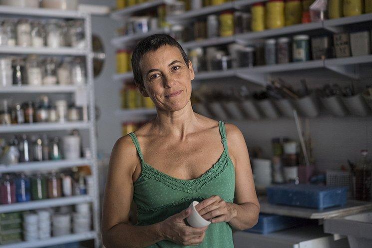 Rosa Cortiella - Amorós i Cortiella Ceramics