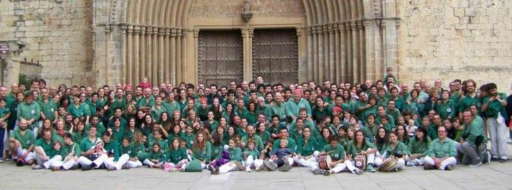 Castellers de Sant Cugat photo