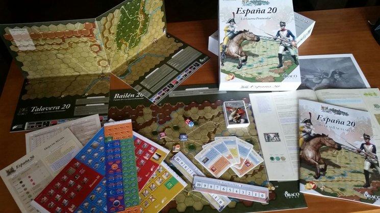 Componentes de España 20