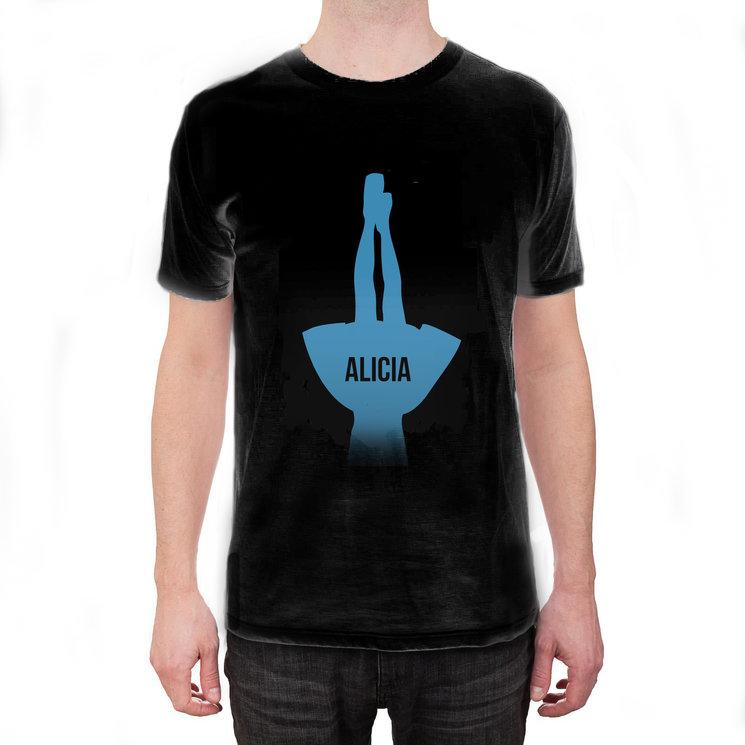 Consigue la camiseta de Alicia antes de que se acaben!