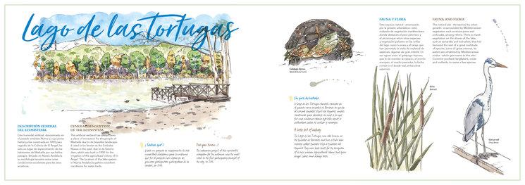 Página del Lago de las Tortugas