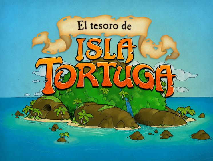 Gana El tesoro de Isla Tortuga