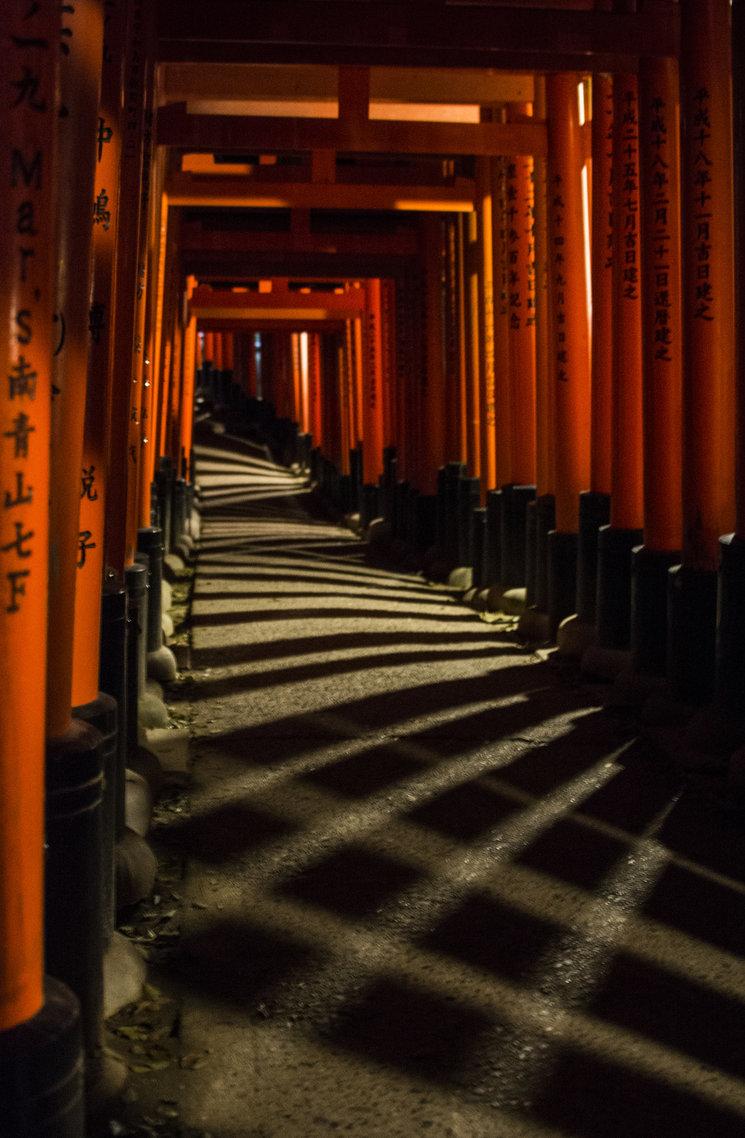 Templo Fushimi-Inari (Kyoto)