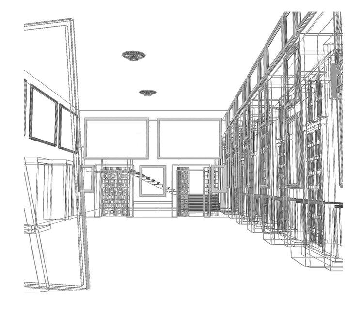 La reconstrucción en 3D ha sido clave para la investigación.
