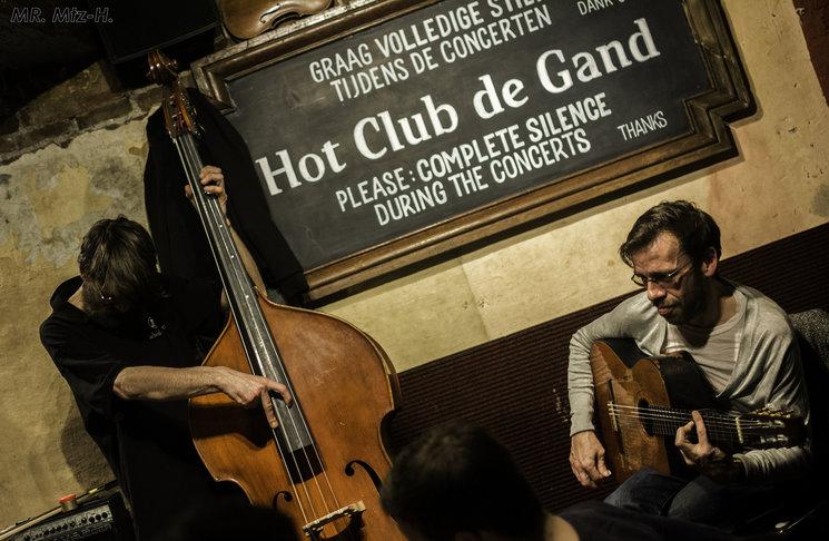 Hot Club de Gand (Gante)
