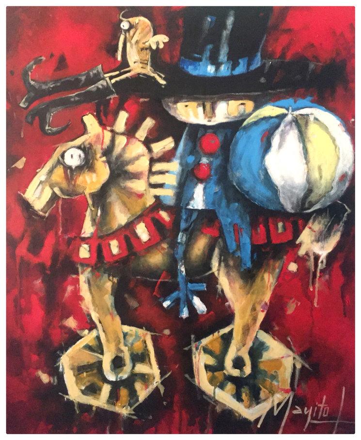 Otras obras de Mario Cruz Moscoso