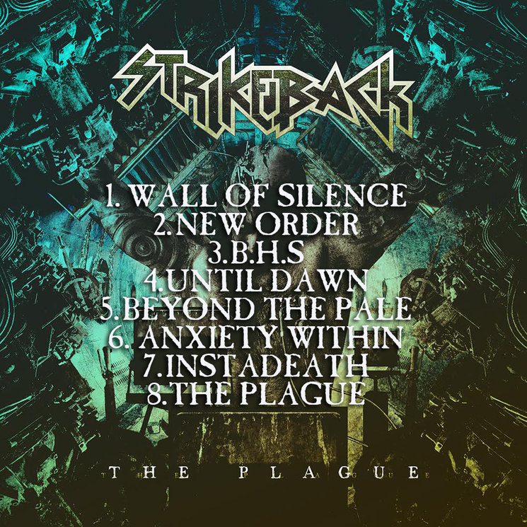 Tracklist THE PLAGUE