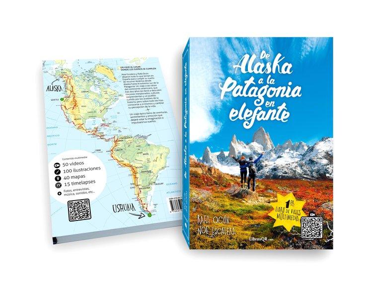Libro de Alaska a la Patagonia para adultos