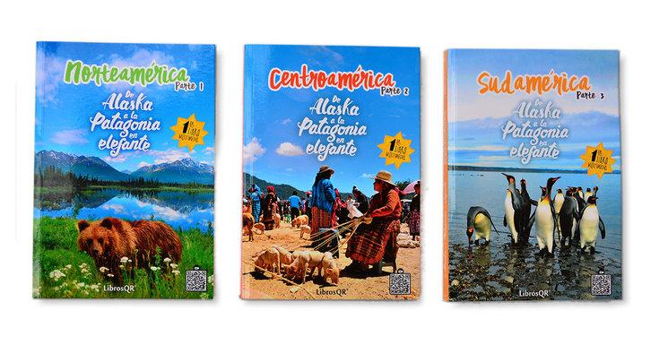 Colección Escolar de Alaska a la Patagonia