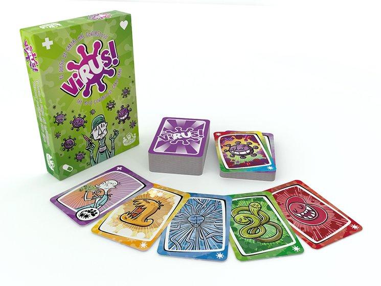 Virus! de Tranjis Games