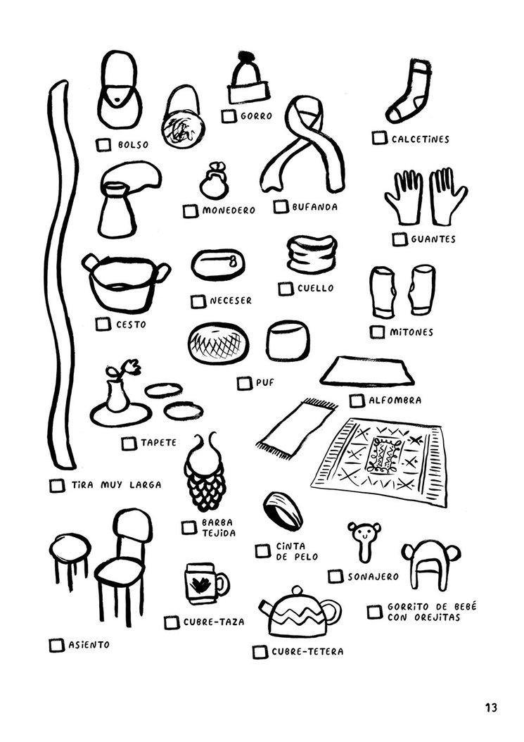 Cuaderno de actividades amigurumi — Verkami