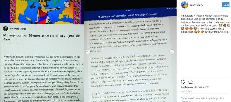 Reseña de Alejandra Muñoz. Poeta y periodista