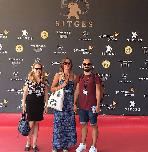 The Craft Team takes on Sitges!