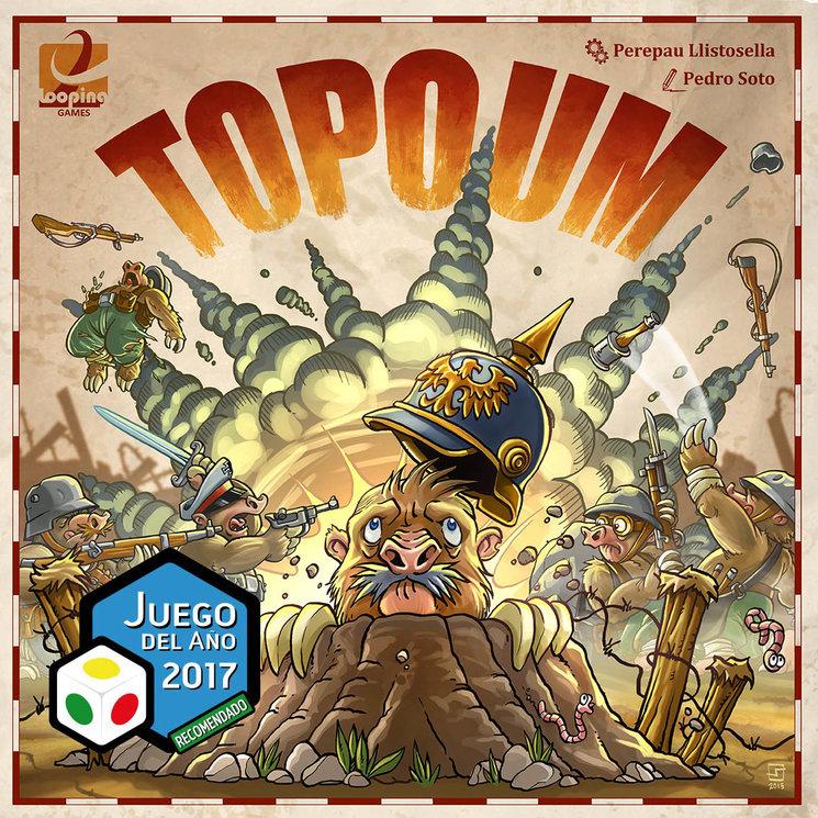 Topoum - Recomendado a Juego del Año