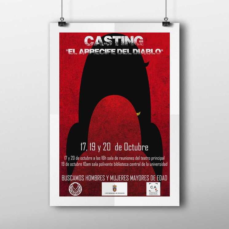 Castings poster