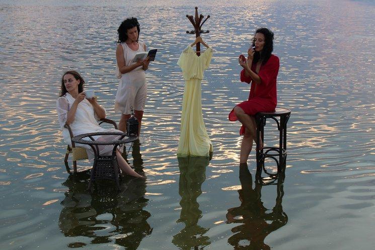 Imagen promocional de La Memoria del Agua