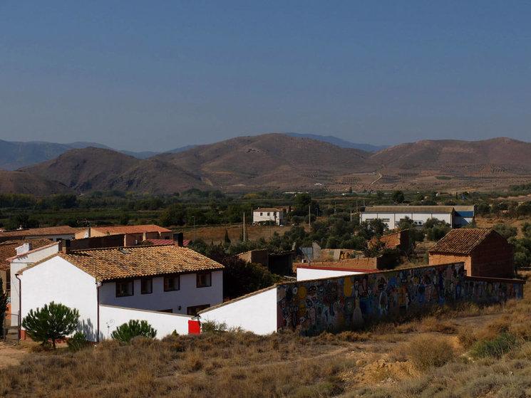 La CALA, en Chodes, España.