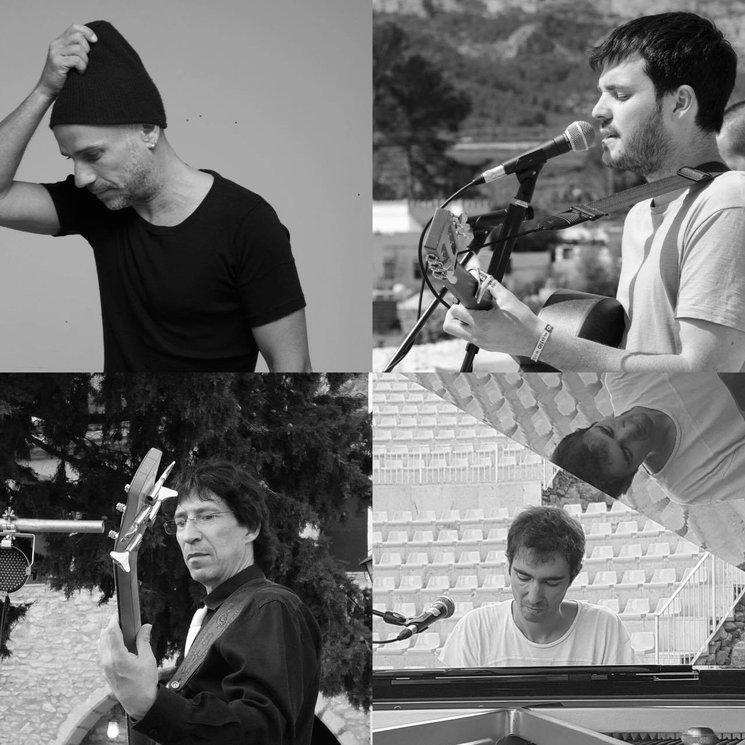 Josep Pérez-Ona Nua; Ivan Espí; Nacho Villanueva; Abraham Rivas.