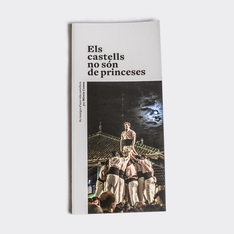 """Llibre """"Els castells no són de princeses"""""""