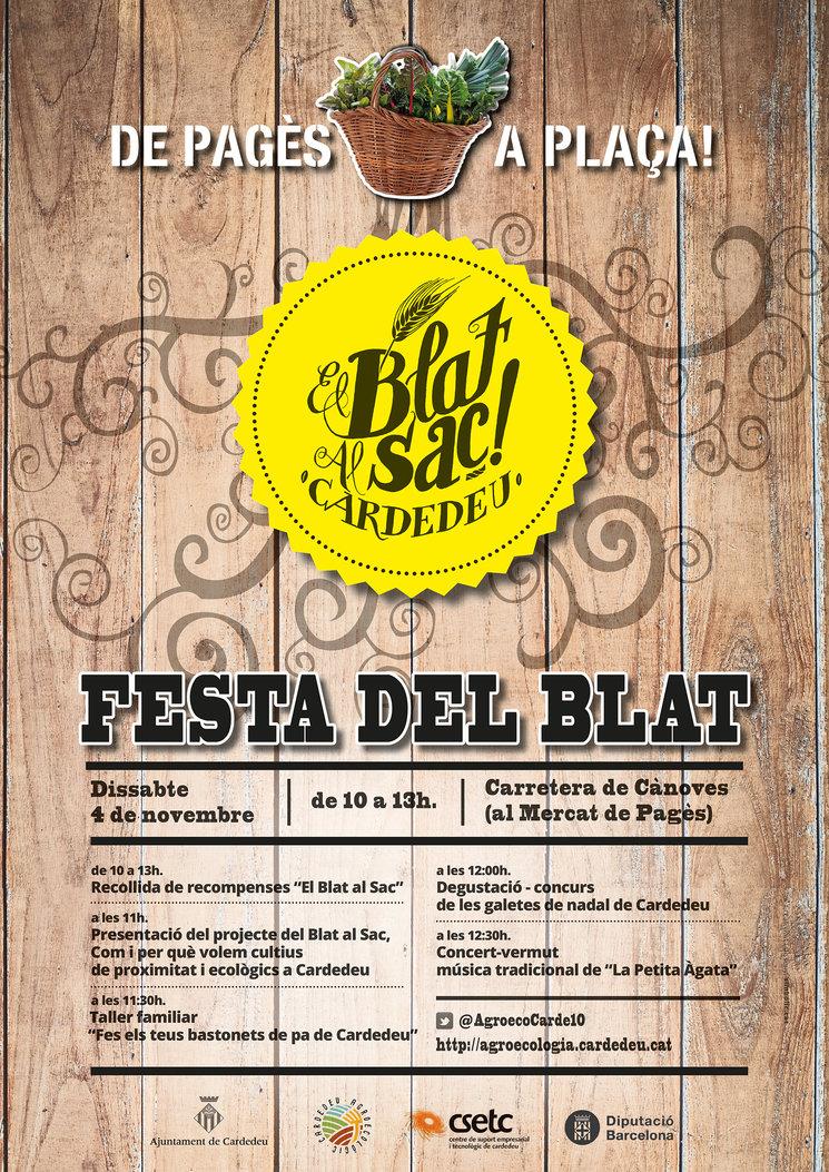 Festa del Blat