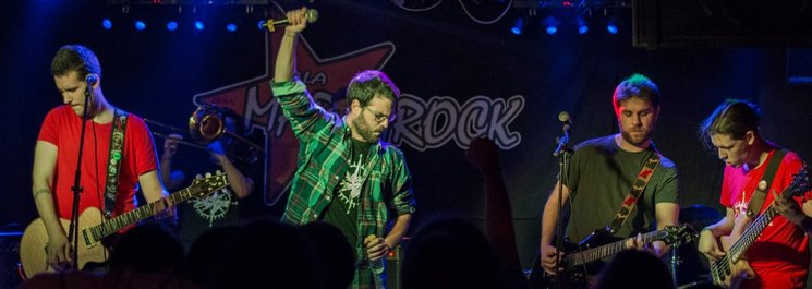 Concierto en Sala Marea Rock (Alicante)