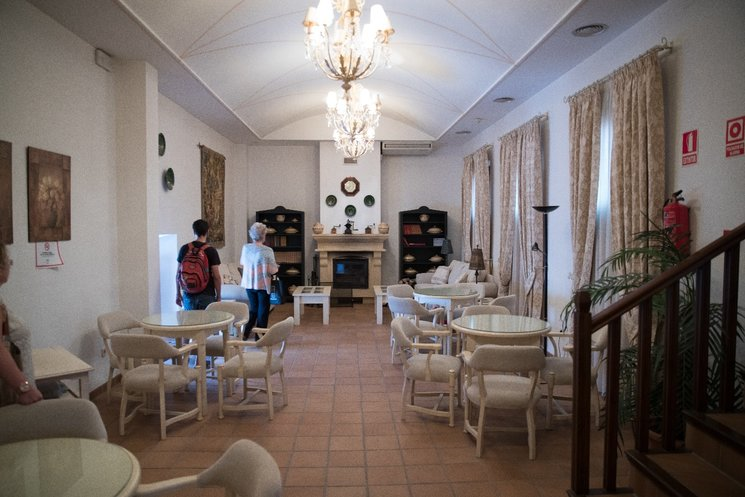"""Hotel - Palacio """"Las Manillas"""" - Sabiote (Jaén)"""