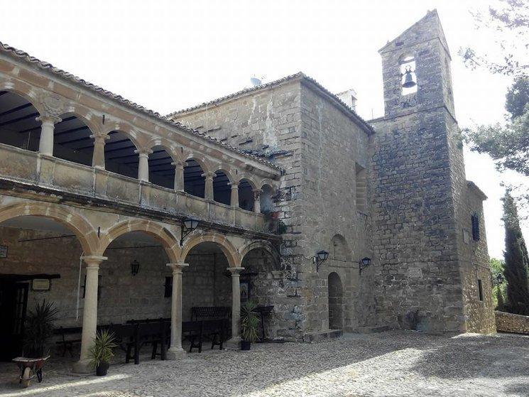 "Santuario ""Virgen de Guadalupe"" - Santa Eulalia (Jaén)"