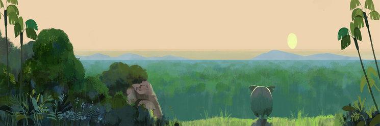 Resultat d'imatges de elefante y miguel