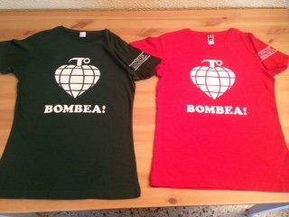 Camisetas con tallajes para chico y chica