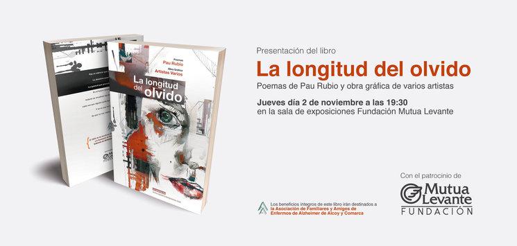 Invitación a la presentación del libro en Alcoy el 2 de noviembre de 2017