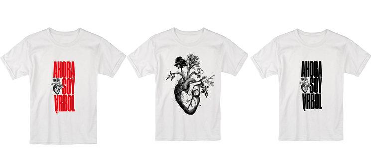 Camisetas 100%ecológicas