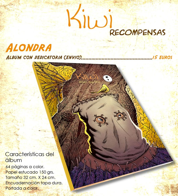 Recompensa Alondra