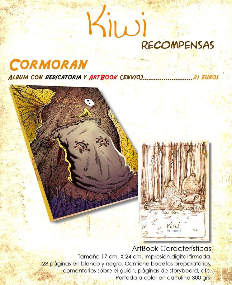 Recompensa Cormorán