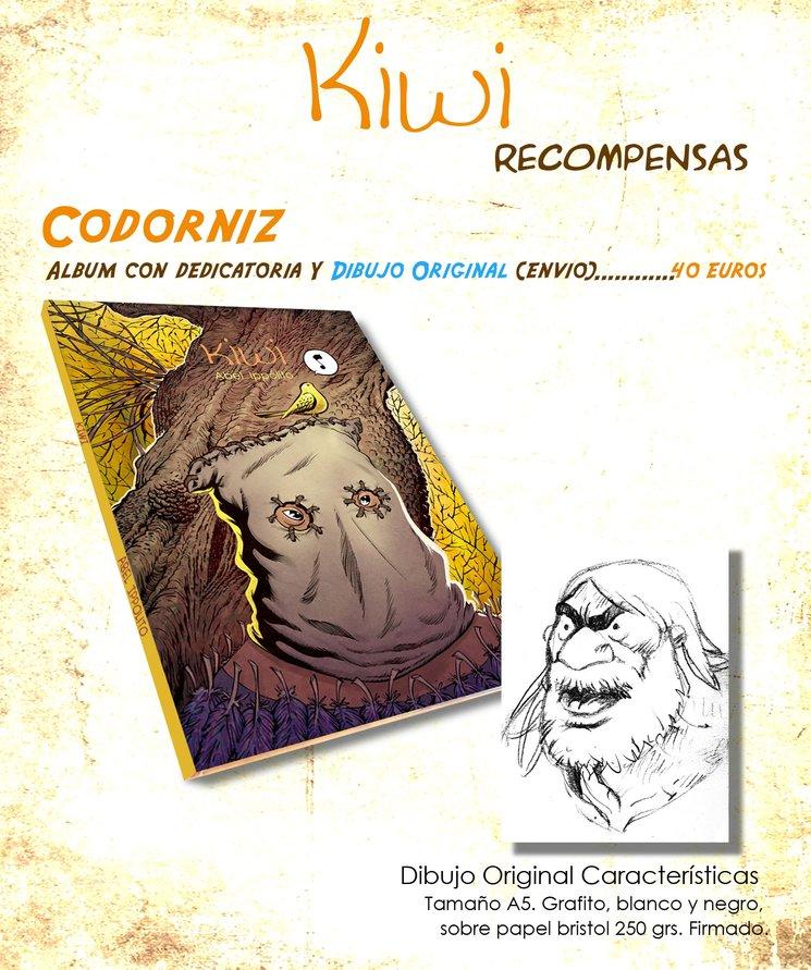 Recompensa Codorniz