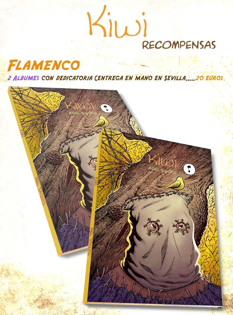 Recompensa Flamenco