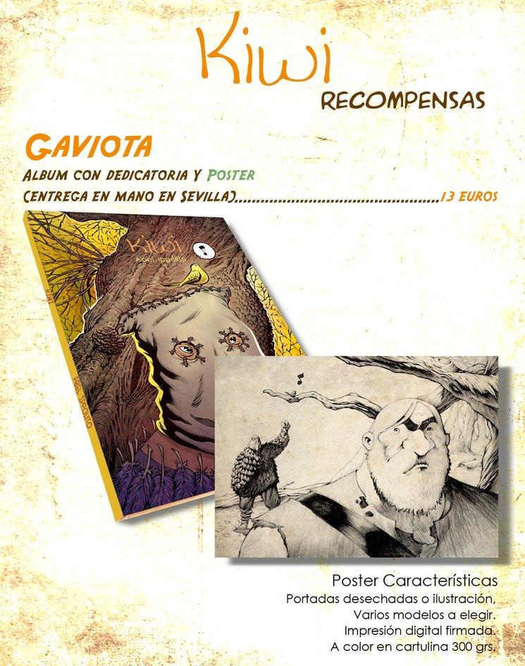 Recompensa Gaviota