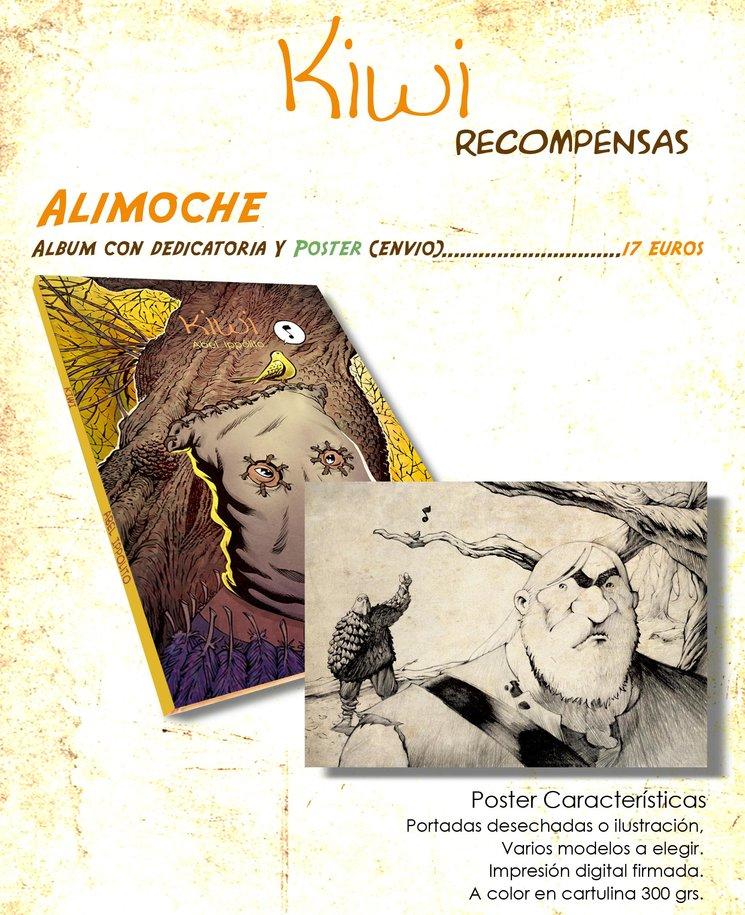 Recompensa Alimoche