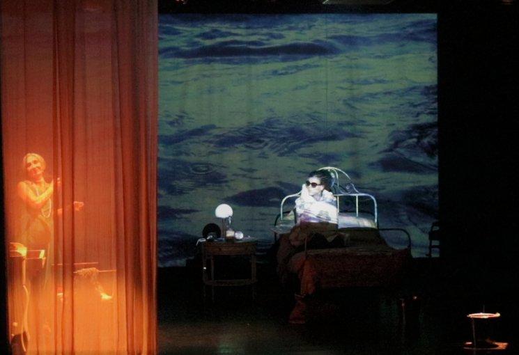 Fotos de la muestra del 1er acto de La Memoria del Agua (27/10 en La Farinera del Clot)