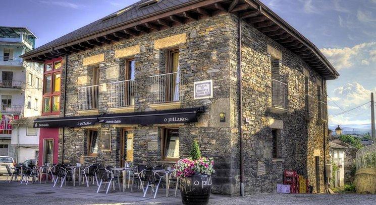Hotel Restaurante O Pillaban