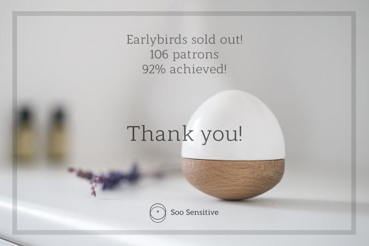 Earlybirds agotados! // Earlybirds sold out!