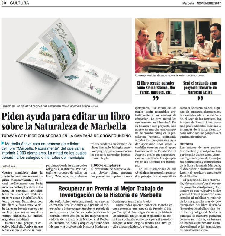 Reportaje Marbella Actualidad