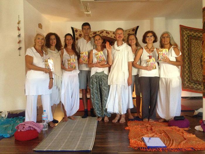 Taller de Sri Sri Bhagavad Gita