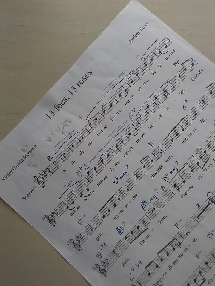 Esta partitura puede ser tuya!!