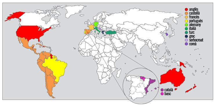 Futures traduccions previstes: català i basc.