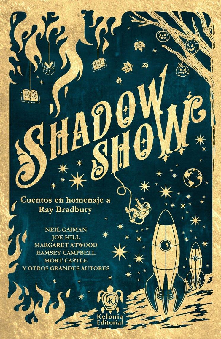 Portada Shadow Show para mecenas