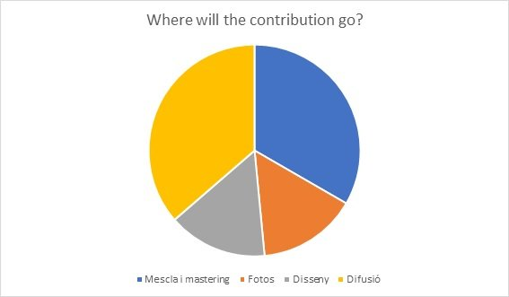 Where will the contribution go?