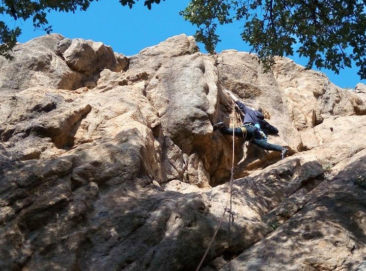 El sòcol de Roca Ponça