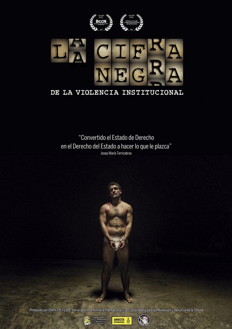 La Cifra Negra seleccionada en el Festival de Cine y Derechos Humanos de Barcelona