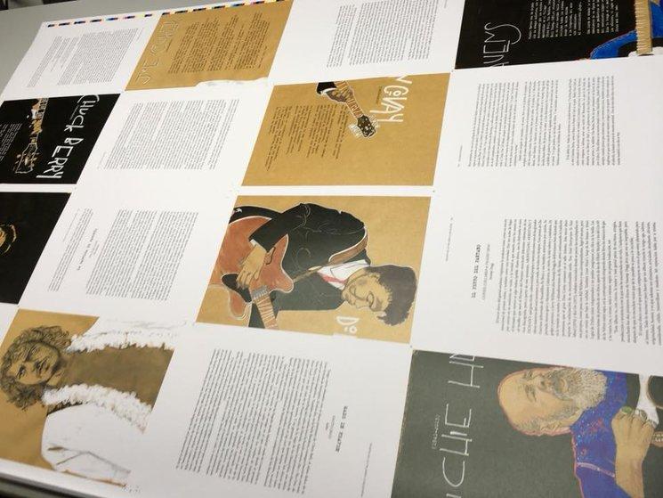 El libro se está imprimiendo desde ayer + Presentaciones
